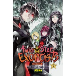 Twin Star Exorcists 07