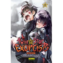 Twin Star Exorcists 08