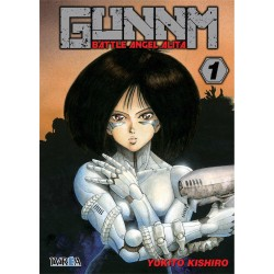 Gunnm (Battle Angel Alita) 01