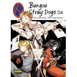 Bungou Stray Dogs 04
