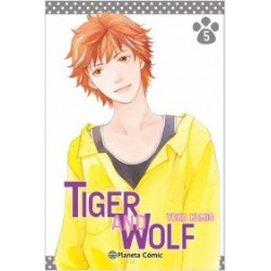 Tiger and Wolf 05