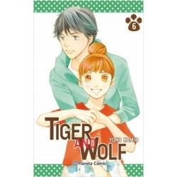 Tiger and Wolf 06
