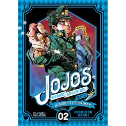Jojo's Bizarre Adventure Parte 3: Crusaders 02