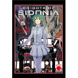 Knights of Sidonia 05