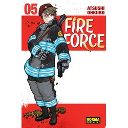 Fire Force 05