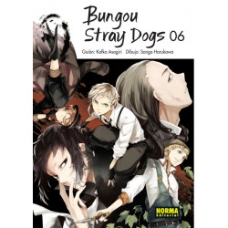 Bungou Stray Dogs 06