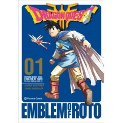 Dragon Quest Emblem Of Roto 01